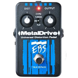 EBS MetalDrive Universal Distortion Pedal