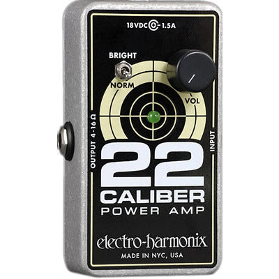 Electro-Harmonix 22 Caliber Power Amp Nano Series