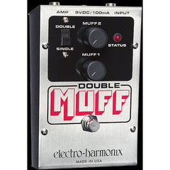 Electro-Harmonix Double Muff Distortion Pedal Pedals Electro-Harmonix www.stevesmusiccenter.net