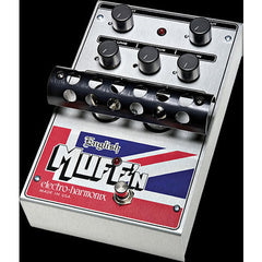 Electro-Harmonix English Muff'n Overdrive Pedal Pedals Electro-Harmonix www.stevesmusiccenter.net