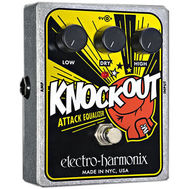 Electro-Harmonix Knockout Pedal Attack Equalizer Reissue