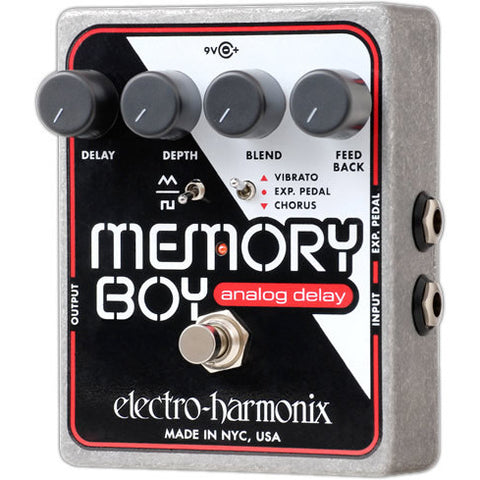 Electro-Harmonix Memory Boy Analog Delay with Chorus/Vibrato