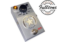 Fulltone Custom Shop CS-Ranger-OC75 w/with NOS Mullard OC75 transistor Limited Edition