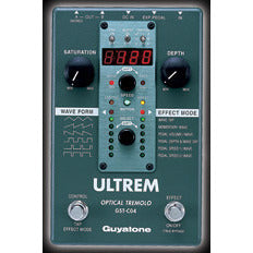 Guyatone Ultrem Optical Tremolo Guyatone Optical Series Model GST-C04 Pedals Guyatone www.stevesmusiccenter.net