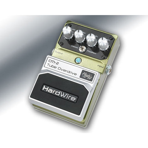 HardWire™ CM-2 Tube Overdrive by DigiTech