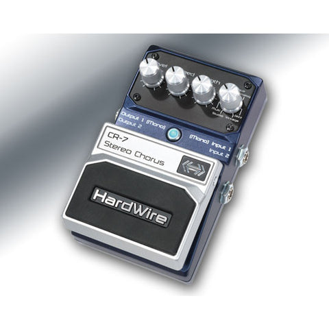 HardWire CR-7 Stereo Chorus by DigiTech