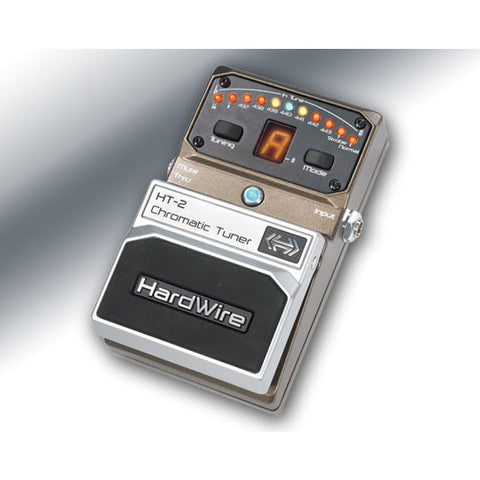 HardWire HT-2 Chromatic Tuner by DigiTech