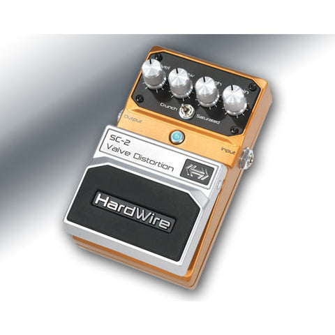 HardWire SC-2 Valve Distortion by DigiTech