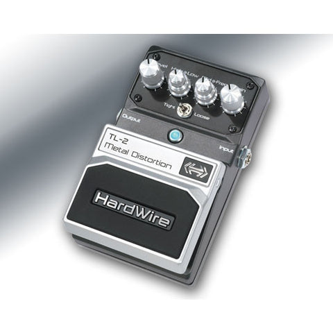 HardWire™ TL-2 Metal Distortion by DigiTech