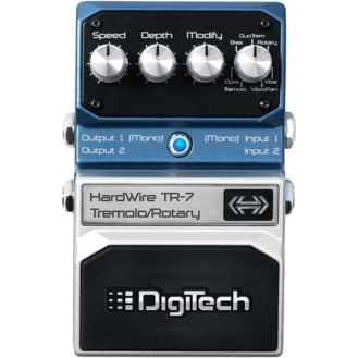 HardWire TR-7 Tremolo Rotary by DigiTech