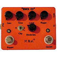 Homebrew Electronics Big D Overdrive/Distortion