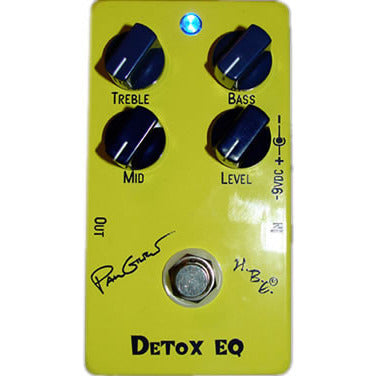 Homebrew Electronics Paul Gilbert Detox EQ