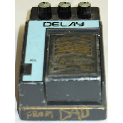 Ibanez ADL Delay Pedal USED-Fair Condition