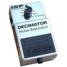 ISP Decimator Noise Reduction Pedal Pedals ISP www.stevesmusiccenter.net