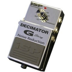 ISP Decimator G String Noise Reduction Pedal with Loop Connections Pedals ISP www.stevesmusiccenter.net
