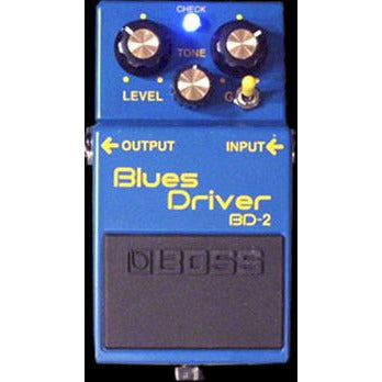 Keeley BD-2 Boss Blues Driver Phat Mod Overdrive Pedal Modified from