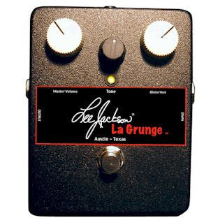 Lee Jackson La Grunge Custom Distortion Pedal