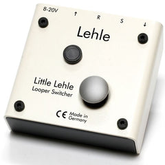Lehle Little Lehle II True-Bypass Looper/Switcher Second Generation