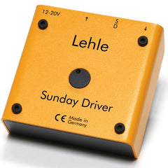Lehle Sunday Driver Preamp featuring JFET-based circuitry and two modes of operation