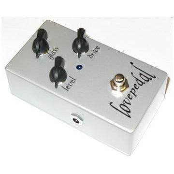 Lovepedal Eternity HIGH GAIN Silver Version Overdrive, Treble Booster and Clean Booster Pedal