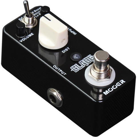 Mooer Blade Metal Distortion