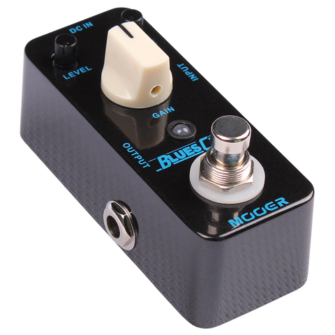 Mooer Blues Crab Blues Overdrive