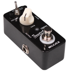 Mooer Thunderball Bass Distortion and Fuzz