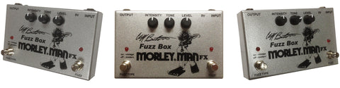 Cliff Burton Fuzz Box by Morley Man FX