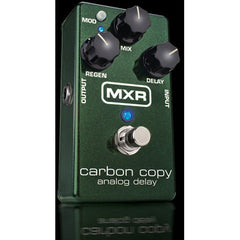 MXR Carbon Copy Analog Delay (M169) Pedals MXR www.stevesmusiccenter.net