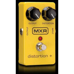 MXR Distortion+ (M104) Pedals MXR www.stevesmusiccenter.net