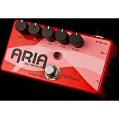 Pigtronix Aria Disnortion Distortion Pedal Pedals Pigtronix www.stevesmusiccenter.net