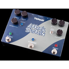 Pigtronix Attack Sustain Polyphonic Amplitude Synth ASDR Pedals Pigtronix www.stevesmusiccenter.net