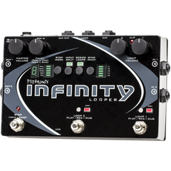 Pigtronix Infinity Looper Pedals Pigtronix www.stevesmusiccenter.net