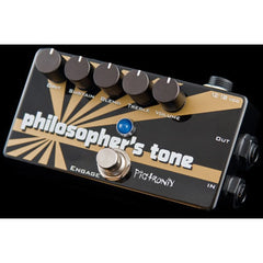 Pigtronix Philosopher's Tone Analog Compressor / Sustainer Pedals Pigtronix www.stevesmusiccenter.net