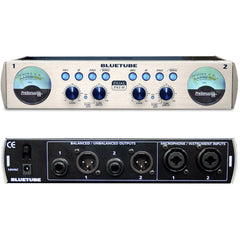 PreSonus BLUETUBE DP Version 1 P.A. Gear Presonus www.stevesmusiccenter.net
