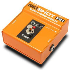 Radial BigShot PB1 Class-A Power Booster and Buffer Pedals Radial www.stevesmusiccenter.net
