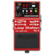 Boss RC3 Loop Station