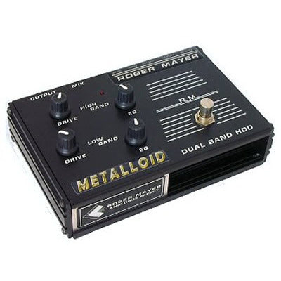 Roger Mayer Metalloid Distortion Pedal Roger Mayer Synergy Series
