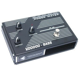 Roger Mayer Voodoo-Bass Distortion Pedal