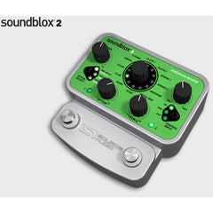 Soundblox® 2 Dimension Reverb SA225 Pedals Soundblox www.stevesmusiccenter.net