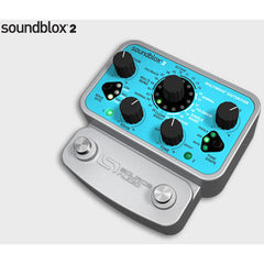 Soundblox® 2 Multiwave Distortion SA220 Pedals Soundblox www.stevesmusiccenter.net