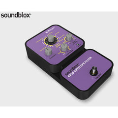 Soundblox® Bass Envelope Filter SA126 Pedals Soundblox www.stevesmusiccenter.net