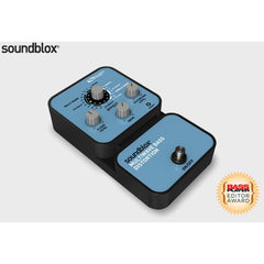 Soundblox® Multiwave Bass Distortion SA125 Pedals Soundblox www.stevesmusiccenter.net