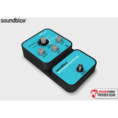 Soundblox® Multiwave Distortion SA120 Pedals Soundblox www.stevesmusiccenter.net