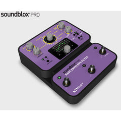 Soundblox® Pro Bass Envelope Filter SA143 Pedals Soundblox www.stevesmusiccenter.net