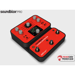 Soundblox® Pro Classic Distortion SA142 Pedals Soundblox www.stevesmusiccenter.net