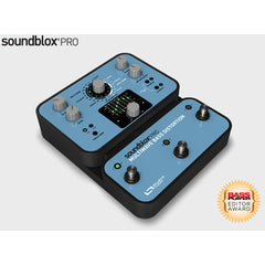 Soundblox® Pro Multiwave Bass SA141 Distortion Pedals Soundblox www.stevesmusiccenter.net