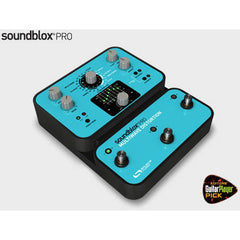 Soundblox® Pro Multiwave Distortion SA140 Pedals Soundblox www.stevesmusiccenter.net