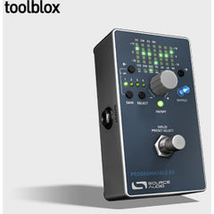 Soundblox Programmable EQ SA170 Pedals Soundblox www.stevesmusiccenter.net