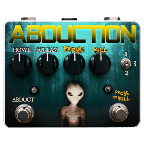 Tortuga Effects Abduction Germanium Overdrive